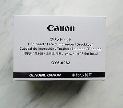 ORIGINAL & Brand New QY6-0082 PrintHead For Canon iP7220, iP7250, MG5420, MG5450