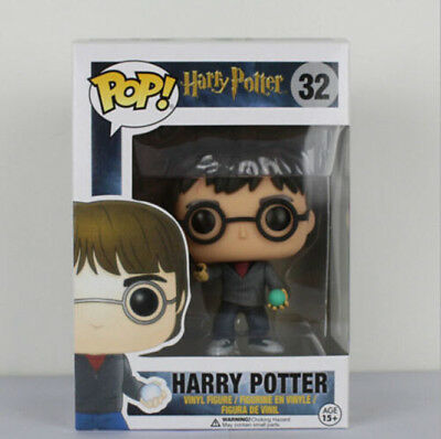 Pocket Pop Keychain Harry Potter Hermione Vinyl Action Figure Collectible Toy