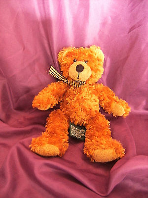 russ berrie ''ripley ''  bear soft toy 8''