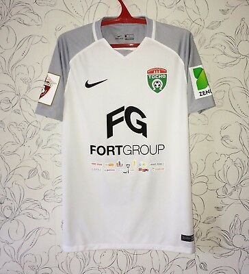 Match worn issue maillot camiseta prepared maglia jersey shirt FC Tosno Russia