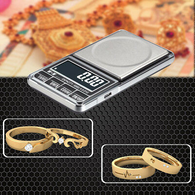 Digital Pocket Scale Portable Light-Weight Professional Multi-functional scale