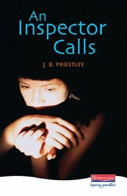 An Inspector Calls (Heinemann Plays For 14-16+) By J.B. Priestley,Tim Bezant