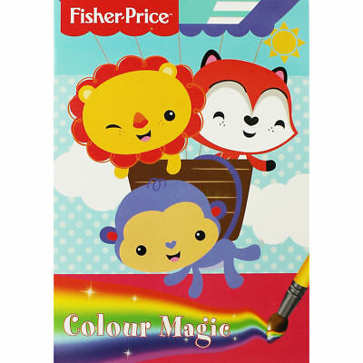 Colour Magic Painting Book by Alligator (Paperback), Children's Books, Brand New