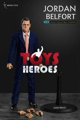 NERVE TOYS NT-002 JORDAN BELFORD THE WOLF OF WALL STREET Preorder