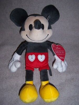 "Mickey Mouse 11"" Sweet On You - Hallmark"