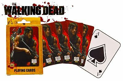 AMC's The Walking Dead Daryl Dixon Official Playing Cards