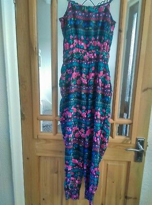 Girls playsuit age 10/11