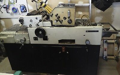 Offset Printing Press Multi 1250 2 color with T-Head