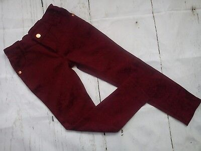 Nice Ted Baker Girl Trousers Skinny 6 Yrs 5/6 Yrs