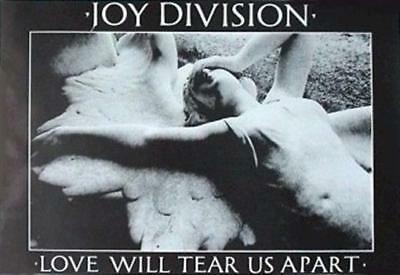 JOY DIVISION ~ LOVE WILL TEAR US APART 23x33 MUSIC POSTER NEW/ROLLED!