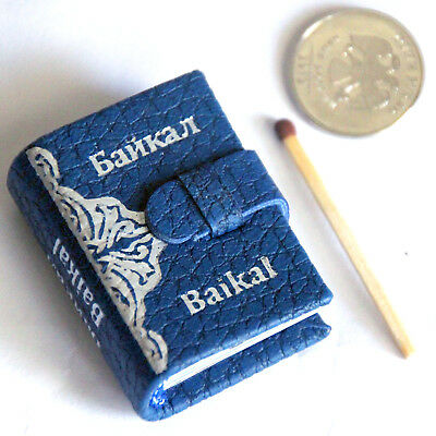 Miniature book Bailkal