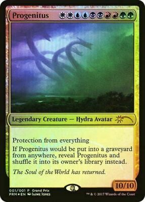 FOIL Progenitus ~ Grand Prix PROMO ~ MINT/NearMint ~ Magic The Gathering