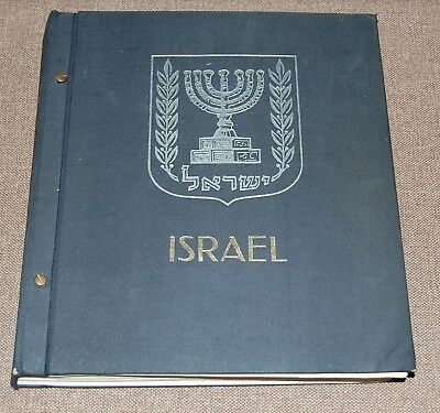 Isreal collection of used tabs - lovely!
