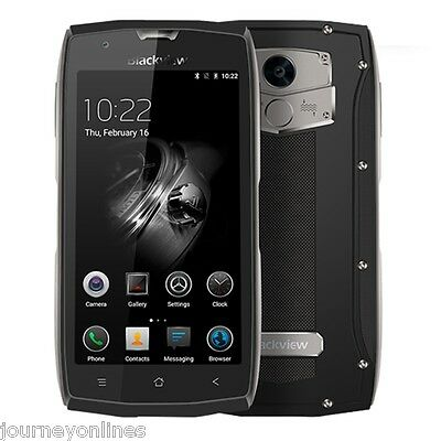"""Blackview BV7000 Pro 4G Smartphone 5.0"""" Android 6.0 Octa Core 4GB+64 GO 13.0MP"""