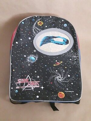 Star Trek The Next Generation Back Pack New With Tag
