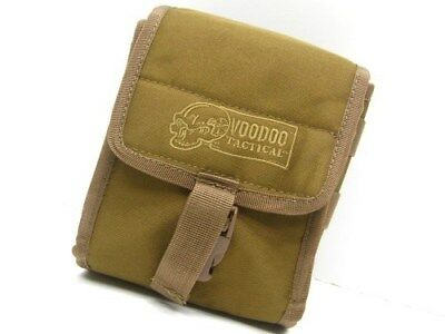 VOODOO TACTICAL Coyote Padded BINOCULAR Case Protective Pouch New! 15-925807000