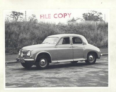 1950 First Rover 75 ORIGINAL Factory Photograph wy5926