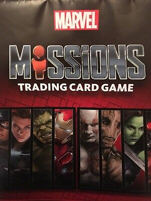 Topps Marvel Missions Trading Cards 6 Cards For £1 Choose From List Brand New