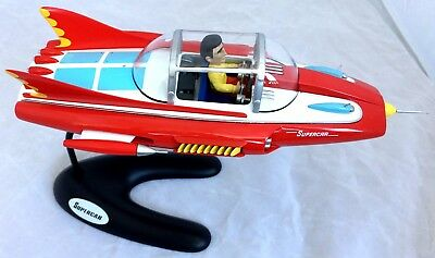SUPERCAR - Gerry Anderson TV Show - Die-Cast Model Vehicle - Product Enterprise