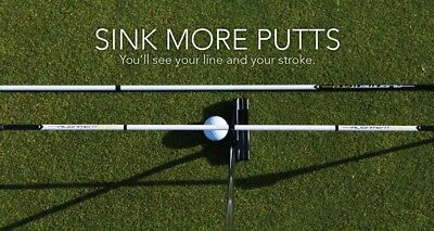Alignment Pro Professional Golf Training Aid Alignment Stick with Cover Included