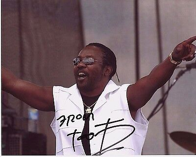 TOOTS & THE MAYTALS  signed autograph photo