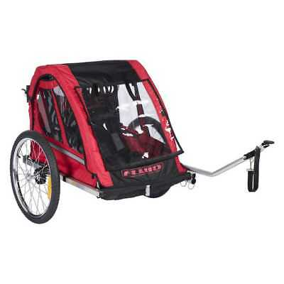 NEW - Fluid, Convertible Child Trailer