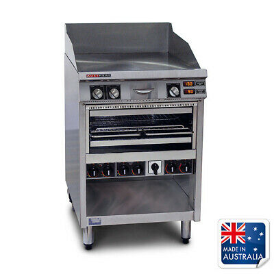 Hotplate / Griddle with Toaster Grill Austheat Commercial Kitchen Equipment