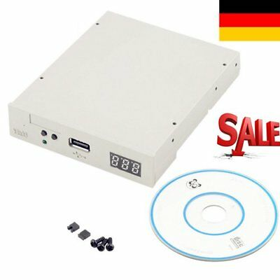 Updated Version SFR1M44-U100 USB Floppy Drive Emulator Disketten Laufwerk hot GF