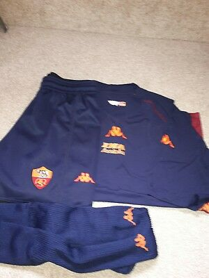 As Roma Kappa Shirt Shorts Socks