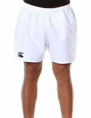 CANTERBURY Advantage Rugby Shorts Size 34,36 White Mens Match