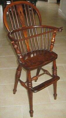 Windsor  Victorian Style Child High Chair