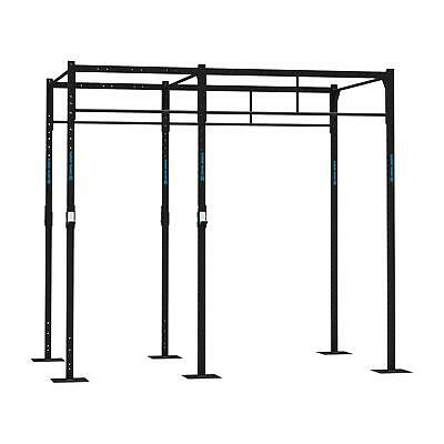 Set Rack Base 6Stazioni Pu 2Station Squat Crosstraining Functional Training Box