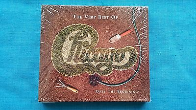 """Chicago         """"very  Best  Of  /  Only  The  Beginning""""     2 Cd  Set  /  Used"""