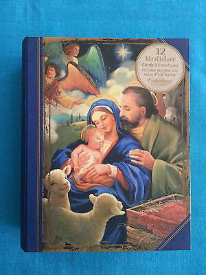 "The  Christmas  Story            ""box  Of  12  Cards""      Check  It  Out!"
