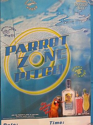 """Parrot  Bay        """"parrot  Zone  Pitch""""    Promo  Poster    New / Unused"""