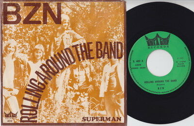 BZN * 1973 Dutch GLAM ROCK 45 * Listen!