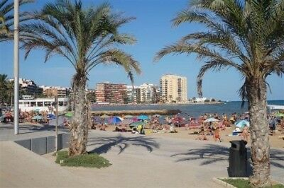 For Sale 2 Bedroom Apartment Close To Del Cura Beach Torrevieja Spain Furnished