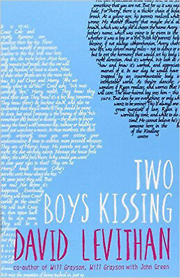 Two Boys Kissing, New, Levithan, David Book