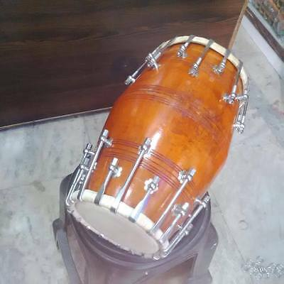 "best new dholak mango_wood""bolt fitting,dhollki nice sound best offer dholak"