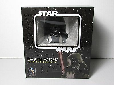 Gentle Giant Star Wars Rots Darth Vader Collectible Bust Nrfb Le 13571/20000
