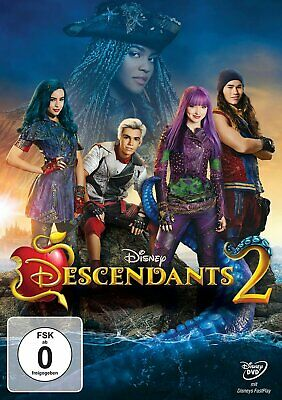 Descendants 2 - (Disney) # DVD-NEU