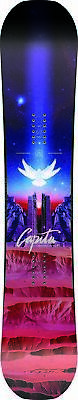 Capita Space Metal Fantasy Women's Snowboard 2018 Deck All Mountain Freestyle