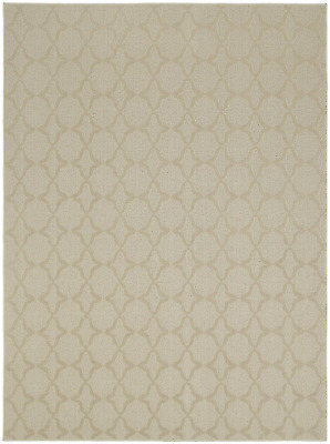 Garland Rug Sparta Area Rug, 7-Feet 6-Inch by 9-Feet 6-Inch, Tan