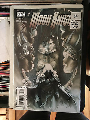 MOON KNIGHT #28 NM 1st Print GABRIELE DELL'OTTO COVER