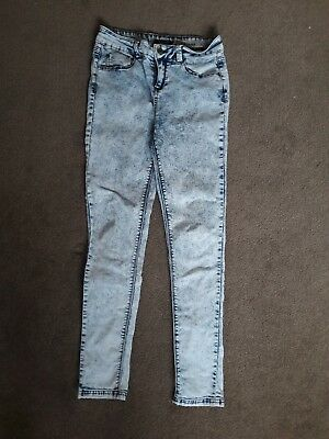 New Look  915 Skinny Jeans Girls Age 14   stretchy 164cm