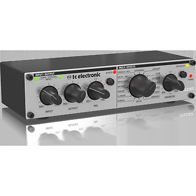 TC Electronic M100 – Stereo Multi-Effects Processor