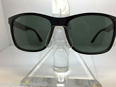 e7a39e6f2b AUTHENTIC RAYBAN Rb 4232 601 71 Black green Lens 57Mm -  116.88 ...