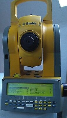 Tachymeter Total Station Zeiss Elta C30 Trimble 3603 DR reflectorless