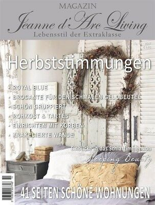 Jeanne d`Arc Living Magazin, Vintage, Brocante, Shabby Chic, French Nr. 10  2017