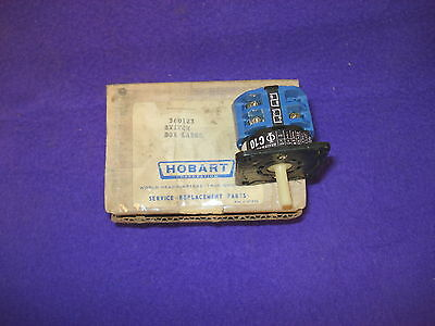 Hobart rotisserie oven  switch. models HRO 300 and 500 p# 360123  00-360123